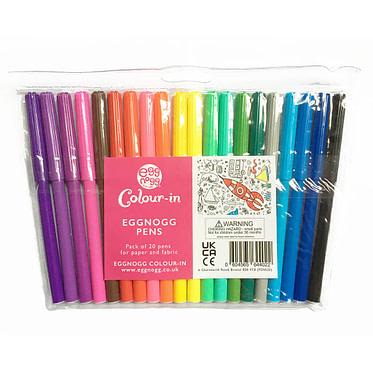 Eggnogg pens 20 pack